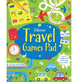 Usborne Travel Games Pad