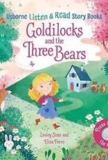 Usborne Goldilocks and the Three Bears Sound Book