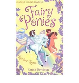 Usborne Fairy Ponies: Rainbow Races #3