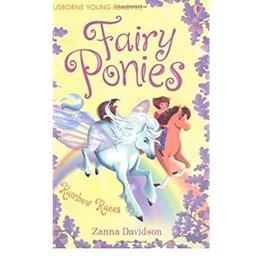 Usborne Fairy Ponies: Rainbow Races #3