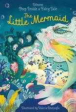 Usborne Peek Inside : The Little Mermaid