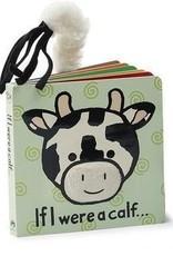 Jellycat If I Were a Calf Book