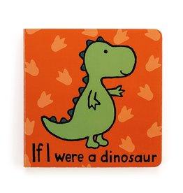 Jellycat If I were a Dinosaur Book