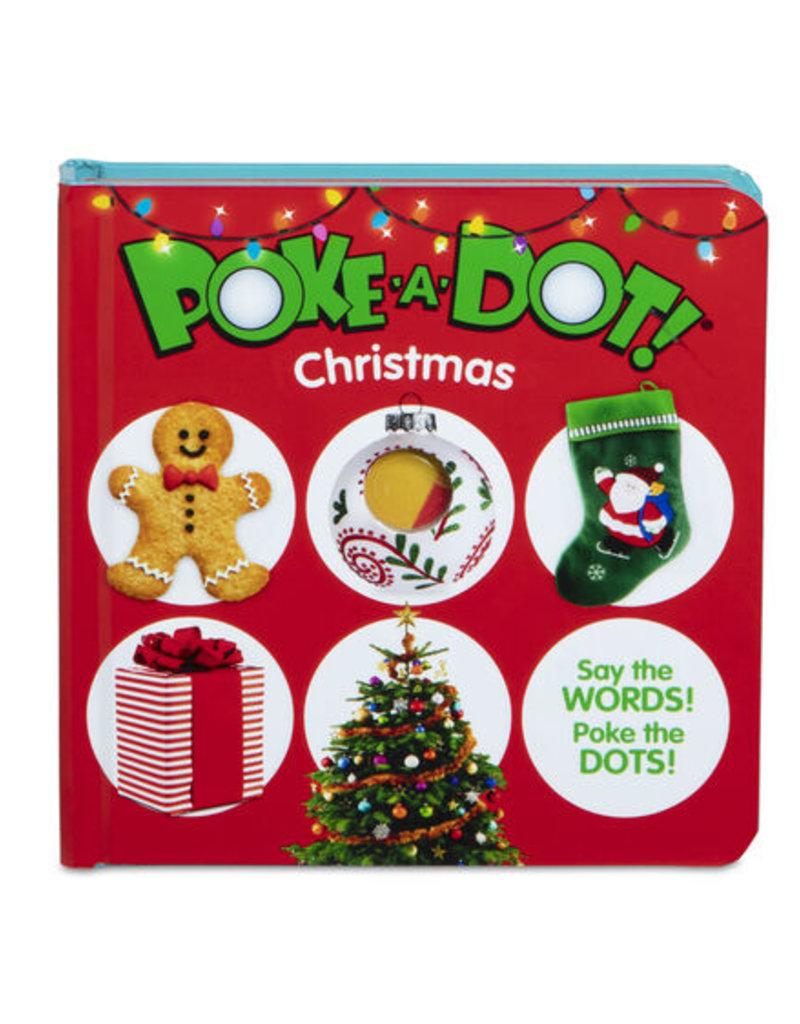 Melissa & Doug My First Poke-A-Dot: Christmas