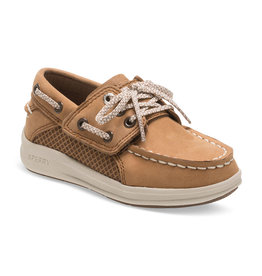 Sperry Gamefish Junior Boat Shoe Dk Tan 5-12
