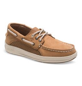 Sperry Gamefish Boat Shoe Dk Tan 13-7