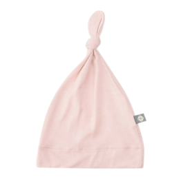 Kyte Baby Knotted Cap Blush NB, 0/3M