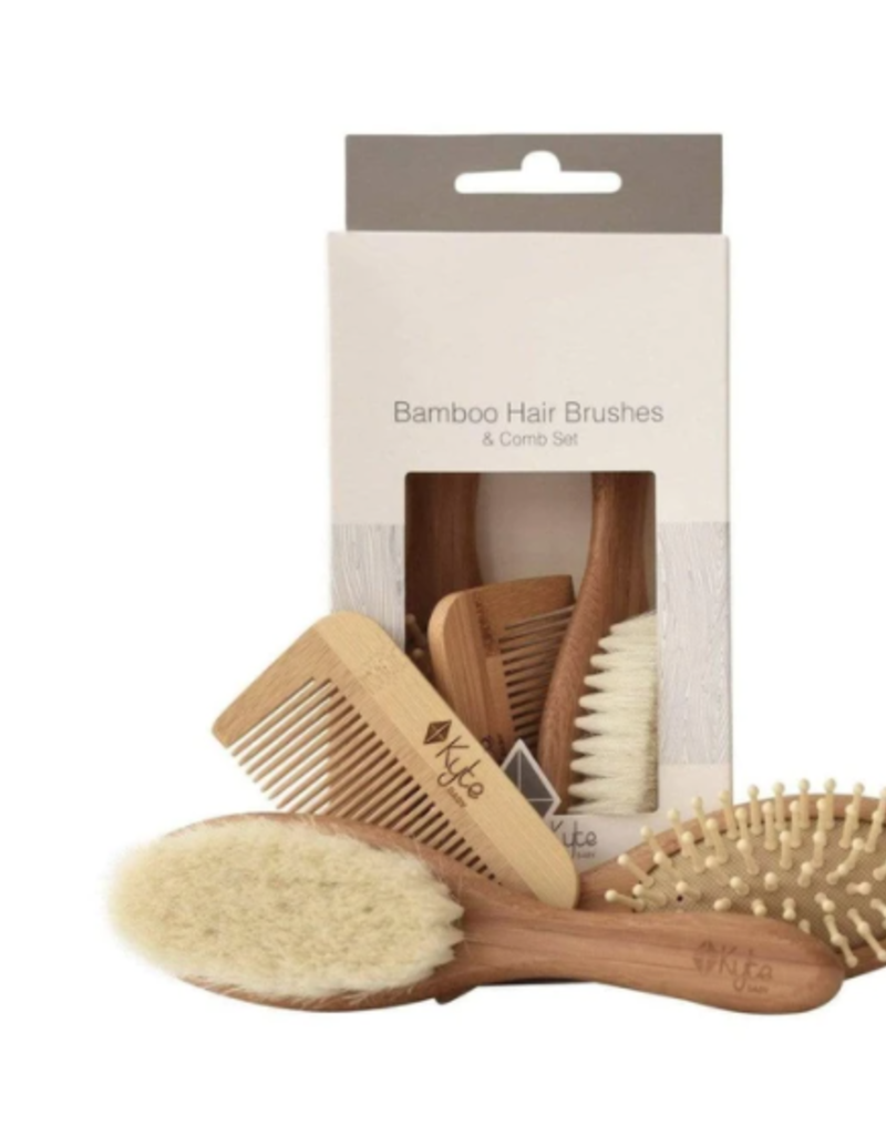 Kyte Baby 3 Piece Brush Set