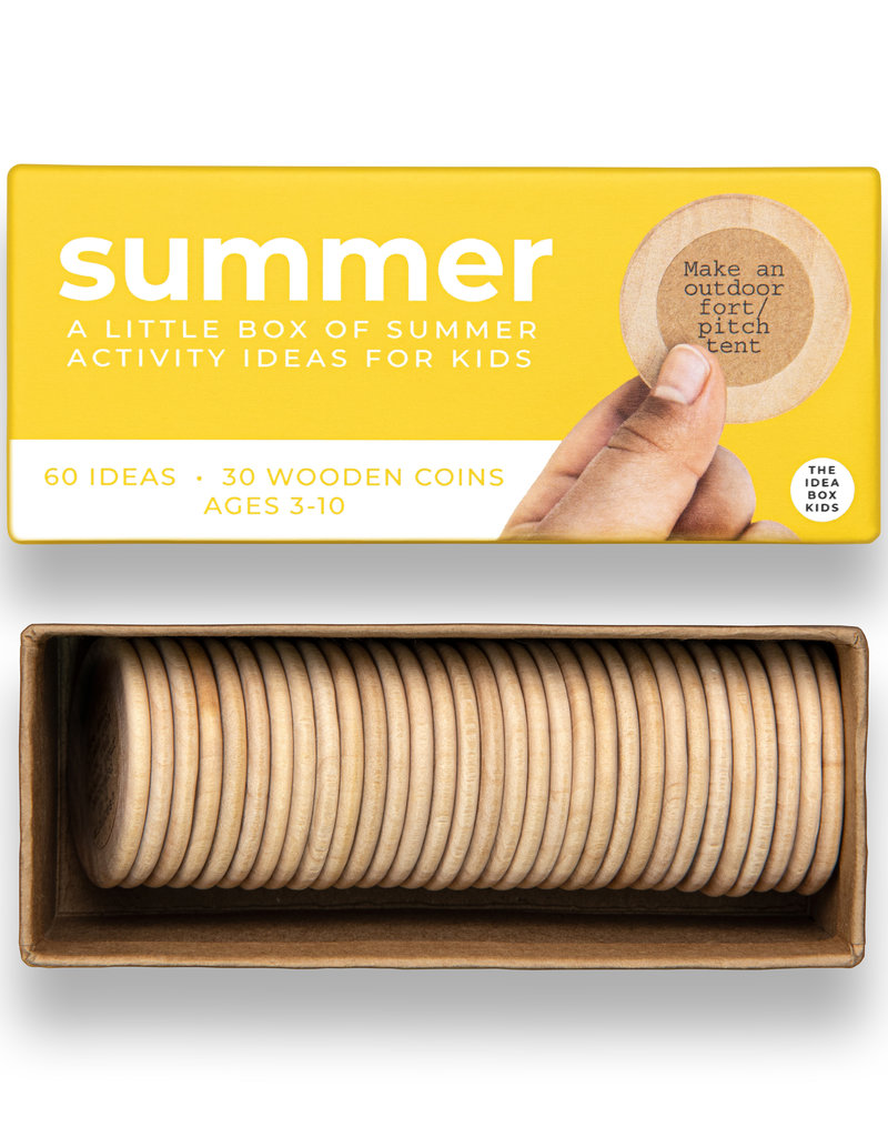 The Idea Box Kids Summer Activities and Ideas for Kids