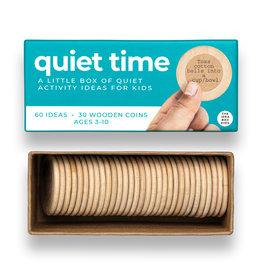 The Idea Box Kids Quite Time - Quiet Indoor Activities for Kids