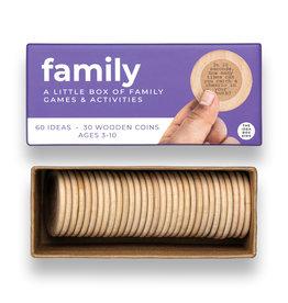 The Idea Box Kids Family - Family Game Night Activities
