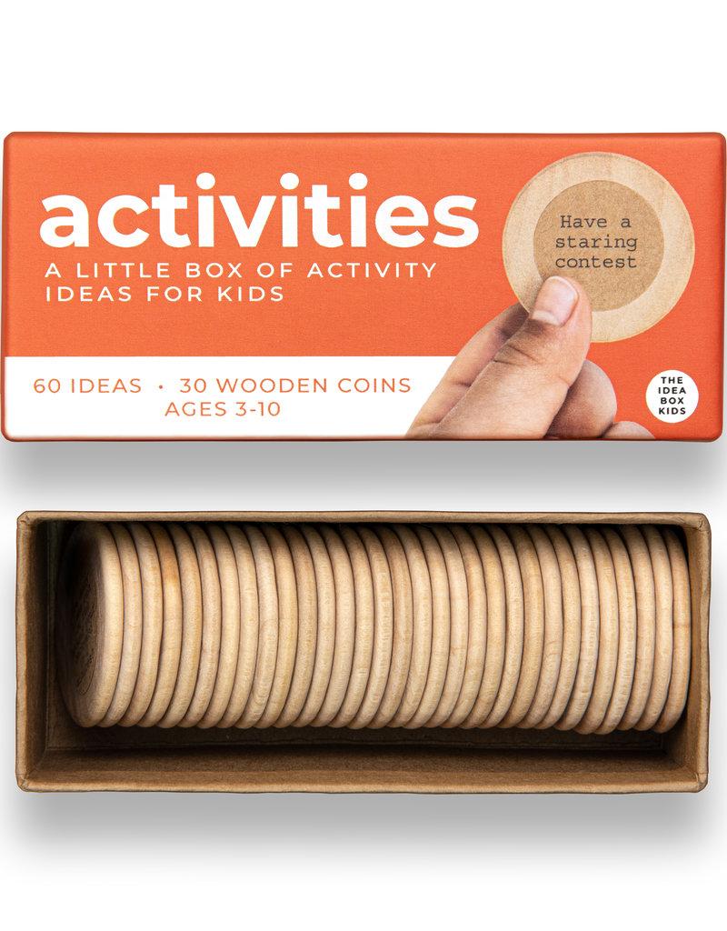 The Idea Box Kids Activities - Activities for Kids