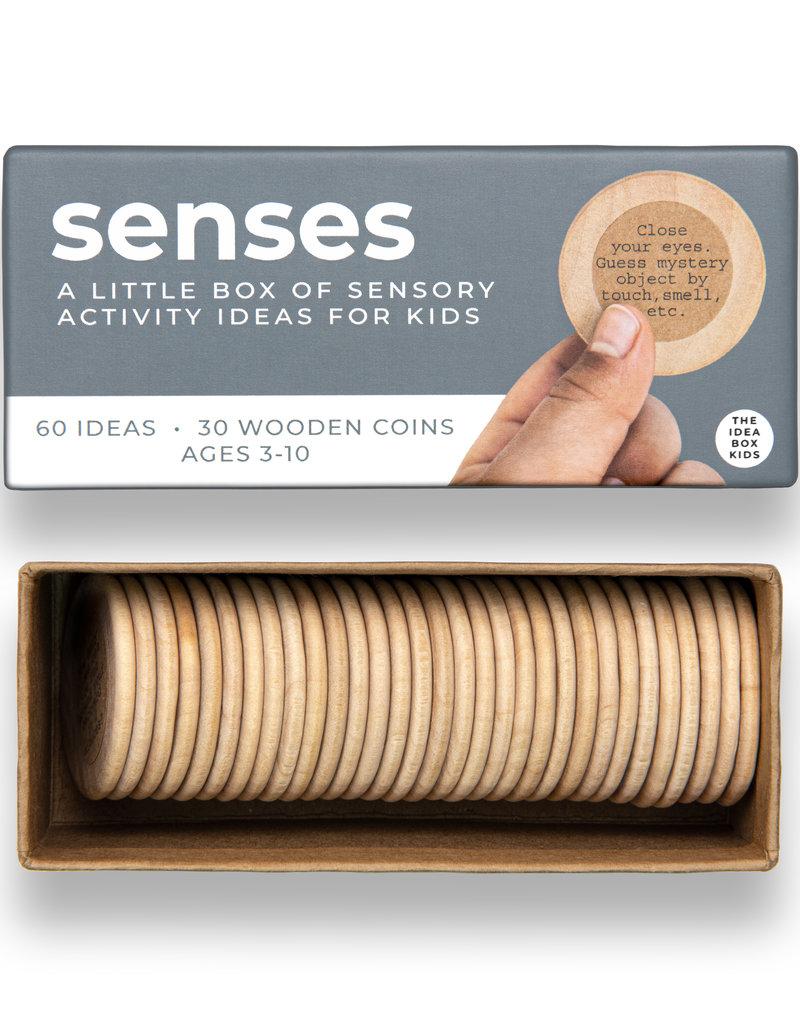 The Idea Box Kids Sensory Activities for Kids