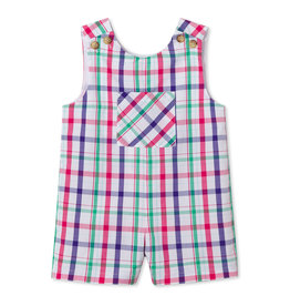 Classic Prep James Shortall Sherbert Plaid