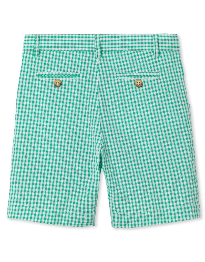 Classic Prep Hudson Shorts Blarney/White