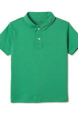 Classic Prep Henry S/S Polo Blarney Green