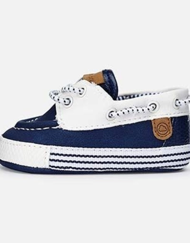 Mayoral Deck Shoes Navy