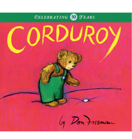 Random House Publishing Corduroy 40th Anniversary Edition