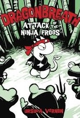 Random House Publishing Dragon Breath Attack of the Ninja Frogs