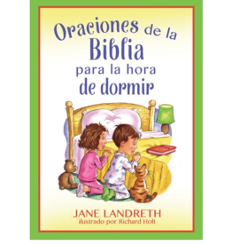 Barbour Publishing Oraciones De La Biblia Para La Hora De Dormir