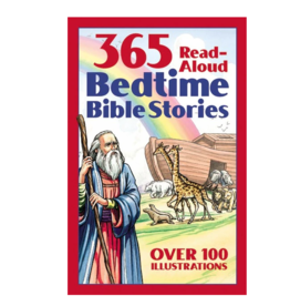 365 Read Aloud Bedtime Bible Stories