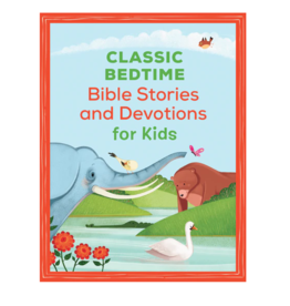Classic Bedtime Bible Stories Devotions for Kids