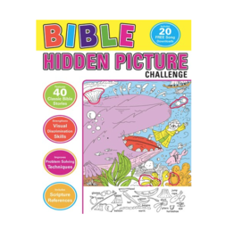 Barbour Publishing Bible Hidden Picture Challenge