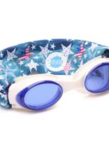 Splash Swim Goggles 'Merica Swim Goggles