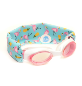Splash Swim Goggles Flamingo Island Swim Goggles