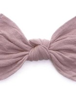 Baby Bling Bow Knot Bow Mauve
