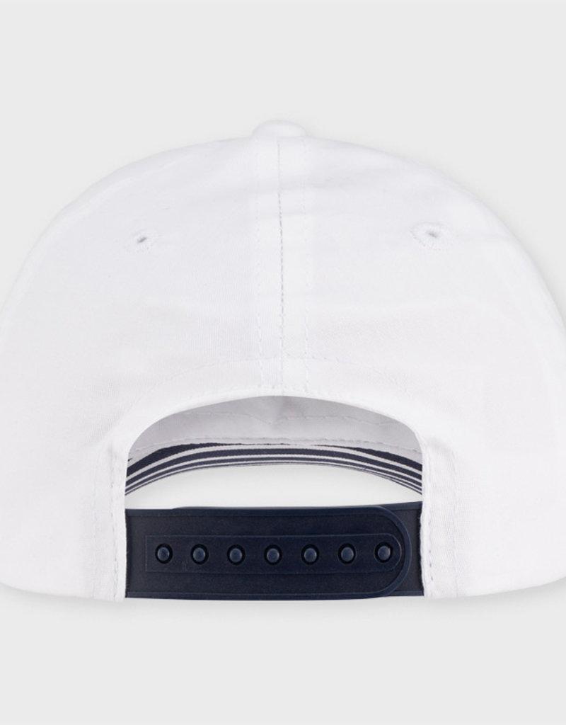 Mayoral Visor Cap White