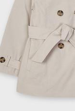Mayoral Trench Coat Khaki
