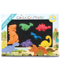 Dinosaur World Chalk Critters