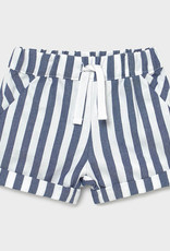 Mayoral Shorts w/ Blue Stripe