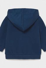 Mayoral Knit Jacket Blue