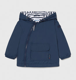 Mayoral Blue Windbreaker 36M