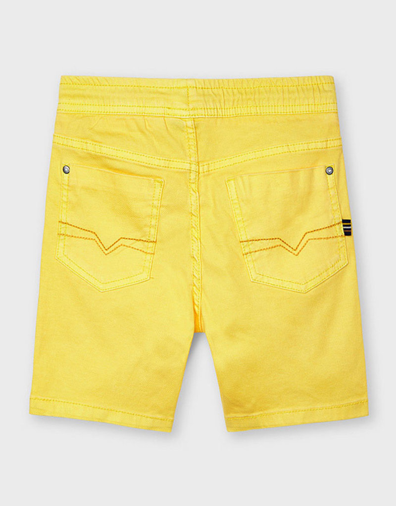 Mayoral Comfy Shorts Banana