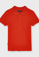 Mayoral S/S Polo Hibiscus