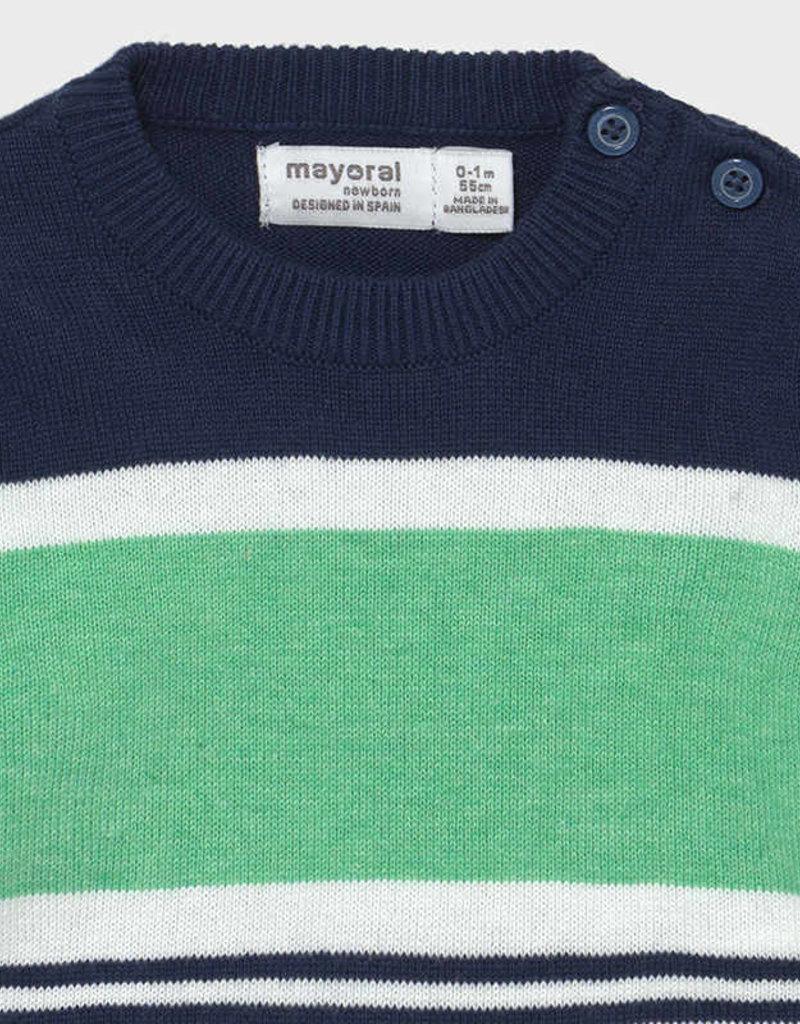 Mayoral Knit Sweater Mint