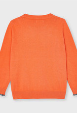 Mayoral Crew Neck Sweater Apricot