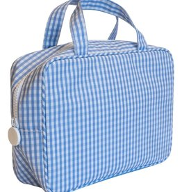 TRVL Design Carry On Gingham Sky