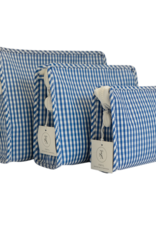 TRVL Design Roadie Gingham Royal