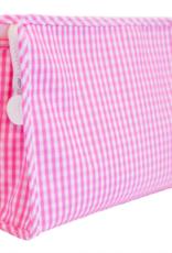 TRVL Design Roadie Gingham Pink