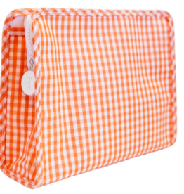 TRVL Design Roadie Gingham Orange