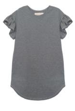 Mabel and Honey Knit Back T-Shirt Dress