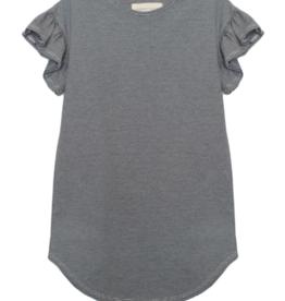 Mabel and Honey Knit Back T-Shirt Dress 6