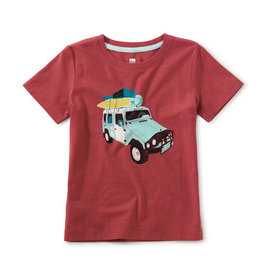 Tea Collection Sand Cruiser Graphic Tee 2T-12
