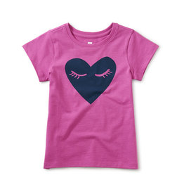 Tea Collection Eye Love You Graphic Tee 2T, 12