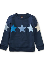 Tea Collection All Star Tunic Top Whale Blue