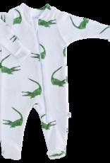 Jennifer Ann Alligators Organic Footie